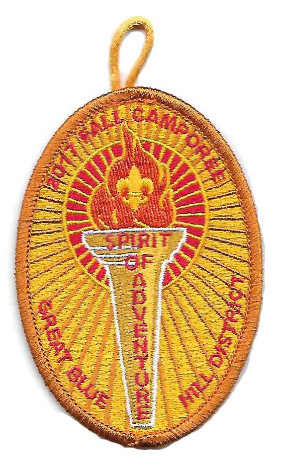 Camporee Patch