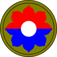 Insignia of the 9th Infantry