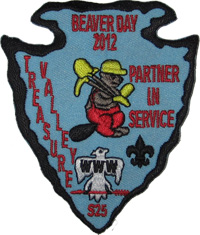 Patch for all 2012 Beaver Days