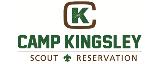 Camp Kingsley emblem