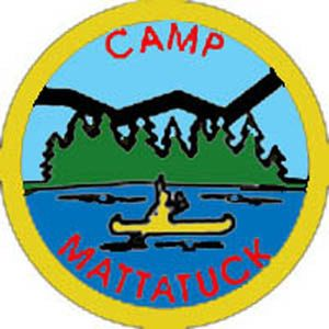 Camp Mattatuck emblem