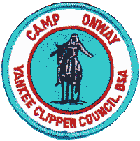 Camp Onway patch