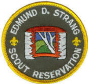 Camp Strang Patch