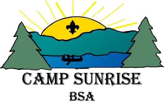 Camp Sunrise emblem