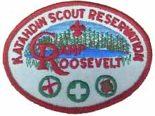 Katahdin Scout Reservation patch