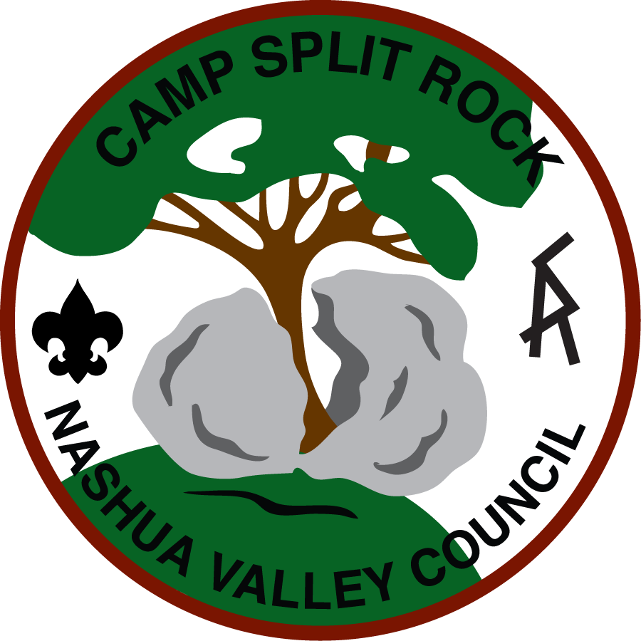 Camp Split Rock emblem