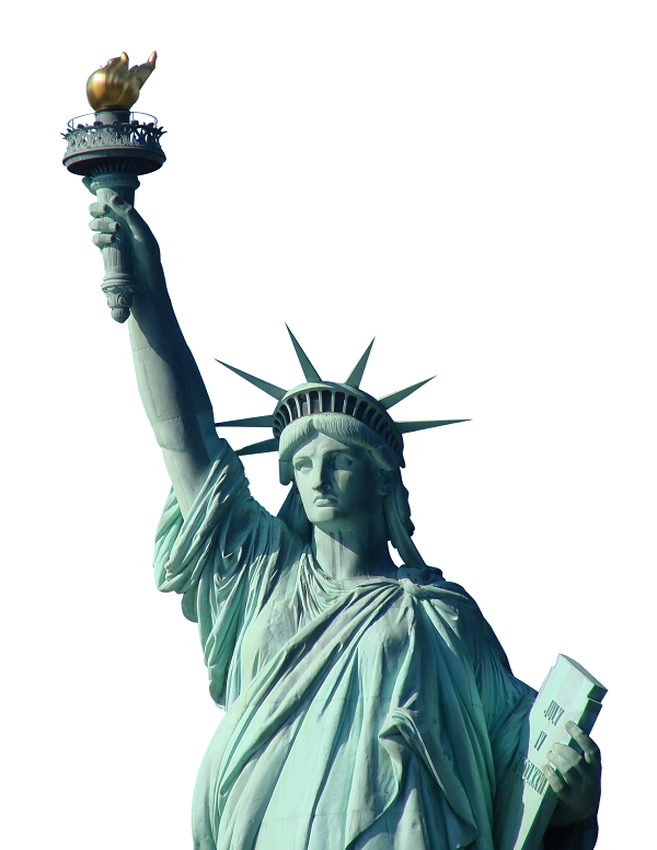 Statue of Liberty - yes, THAT torch