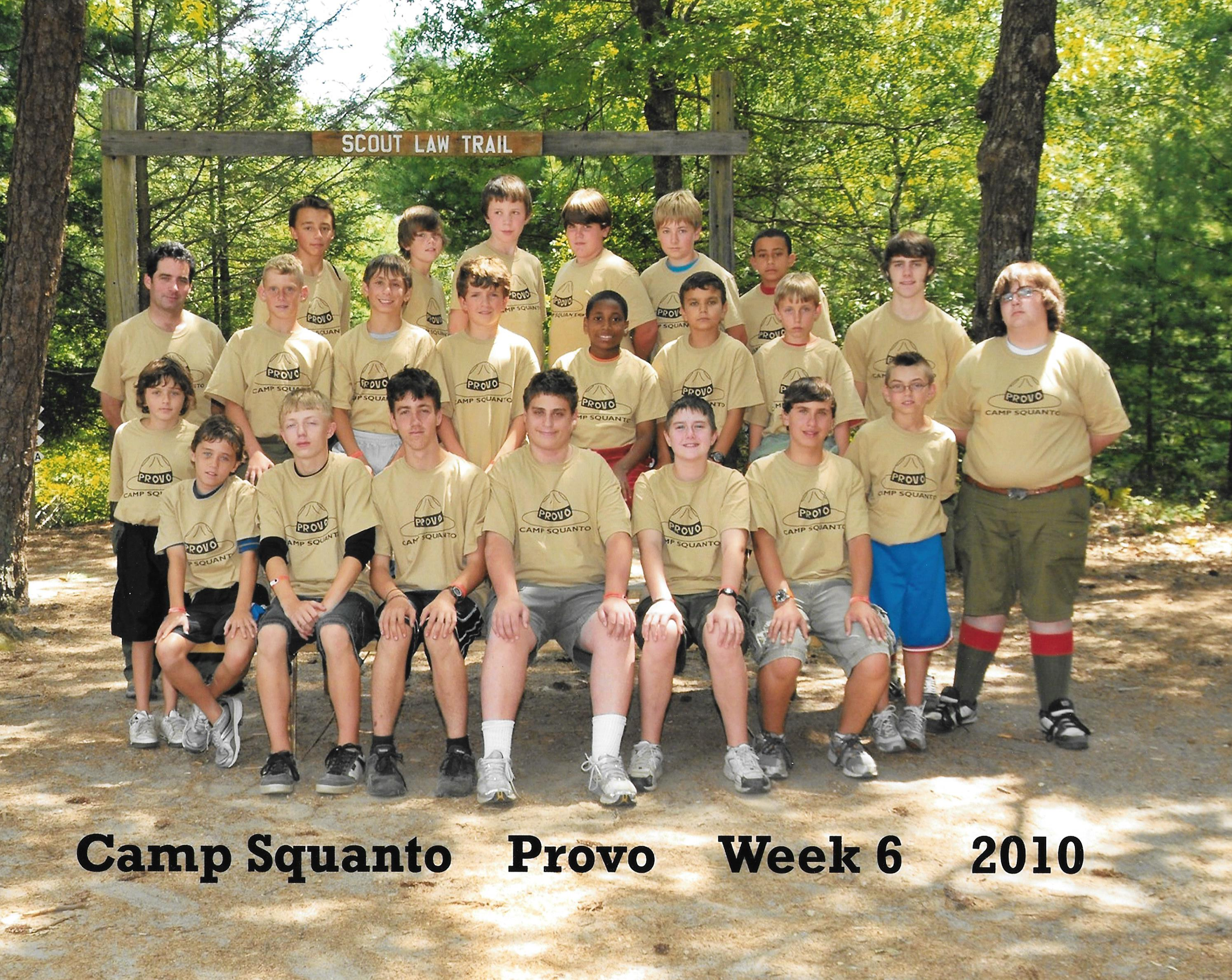 Summer Camp Picture